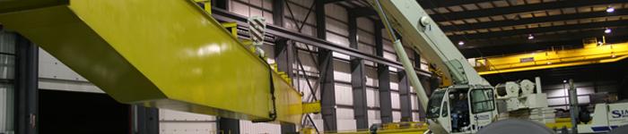 Crane Installation