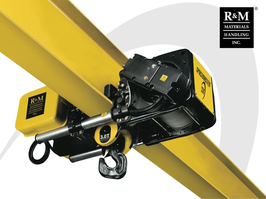 R&M 3T Hoist